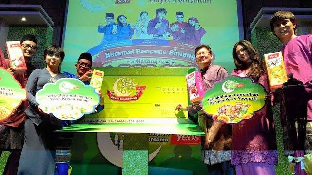 Menang Duit Raya RM300,000 Bersama Yeo's Malaysia