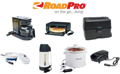 the best place to get travel appliances that i have found so far is the truck stops travel centers such as pilotflying j the brand iu0027ve seen most