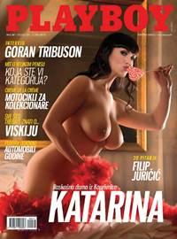 Playboy Croácia Fevereiro 2013