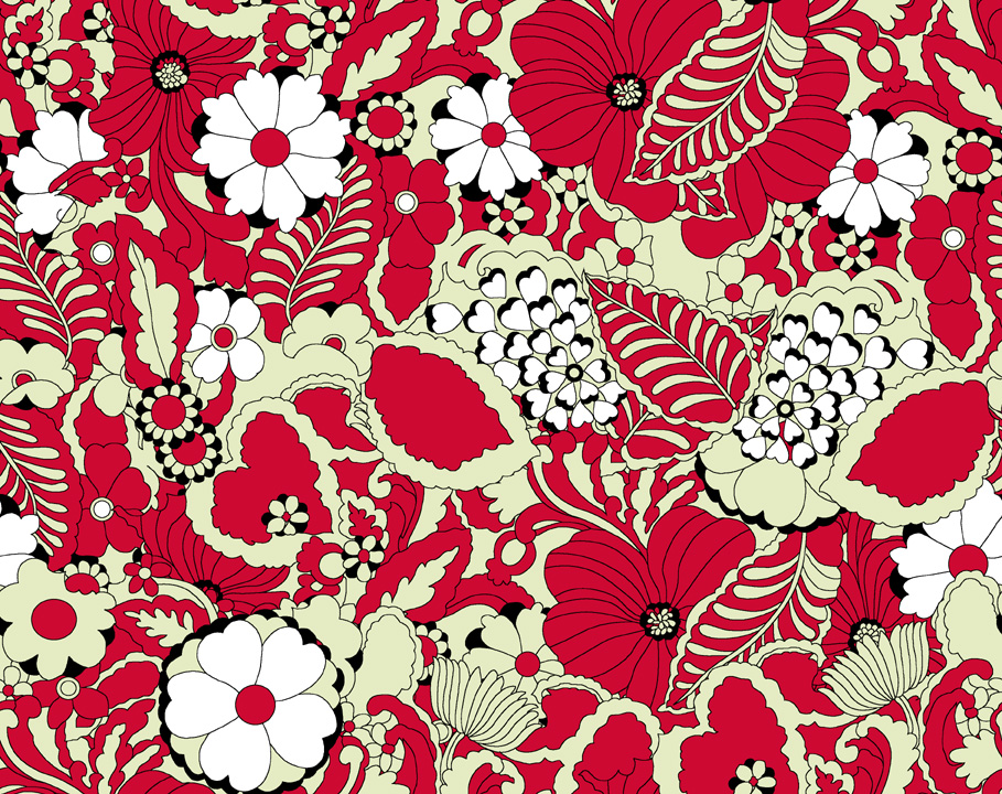 Free fabric patterns textile design pattern designs to for Fabric pattern