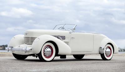 Cord 812 Phaeton 1937