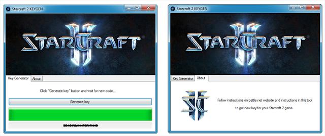 starcraft 2 heart of the swarm key generator password