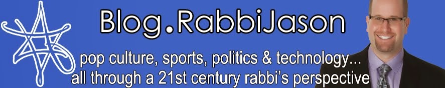 Rabbi Jason Miller's Blog (blog.rabbijason.com)