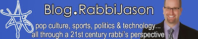 Rabbi With a Blog (Rabbi Jason Miller)