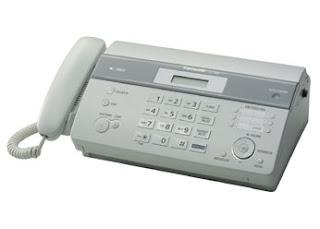cara reset mesin fax panasonic kx-ft983