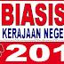 Tawaran Biasiswa Kerajaan Negeri Sabah (BKNS) 2013