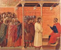 Gesù e Pilato