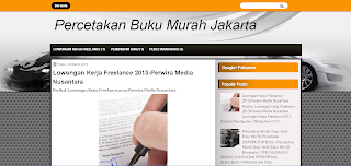 Percetakan Buku Termurah Jakarta
