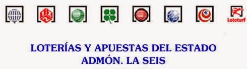 administracion de loterias en Sevilla