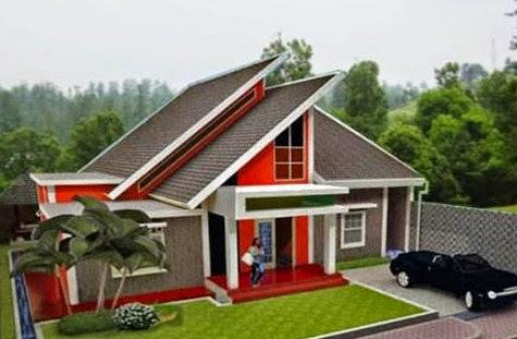 Gambar Model Atap Rumah Minimalis