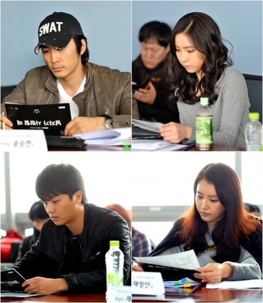 When a Man's In Love Drama Korea Terbaru 2013 Di Bintangi Shin Se Kyung dan Song Seung Hun