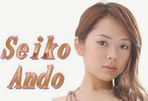 Seiko  Ando  安藤成子