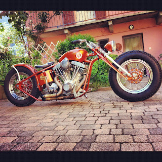 FOR SALE Shovel 1980 omologata