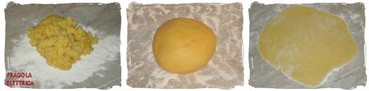 Pasta Frolla con Sabbiatura