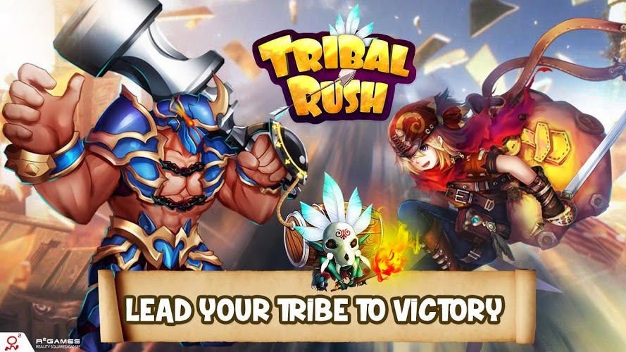 Tribal Rush Gameplay IOS / Android