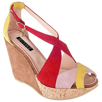 zapatos Cuplé primavera verano 2011
