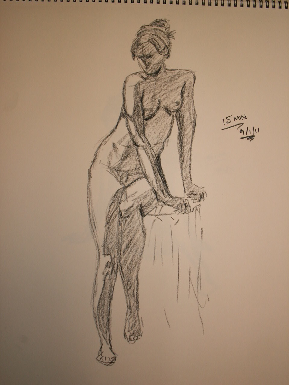 Logan Drawings  Figure Drawing
