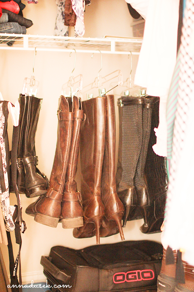 How to organize Boots