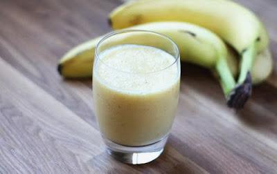 Manfaat jus pisang bagi perokok berat
