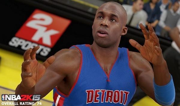 Jodie Meeks NBA 2K15 Screenshot