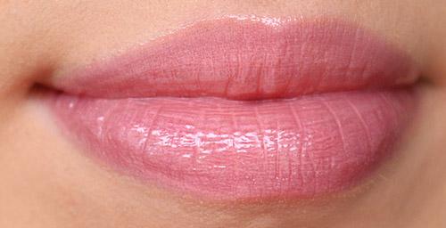 Guerlain Pink Clip (461) Maxi Shine Lipgloss Swatch