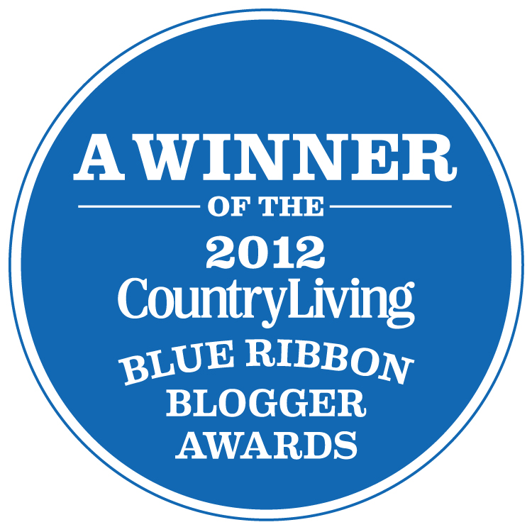 Blue Ribbon Blogger Awards