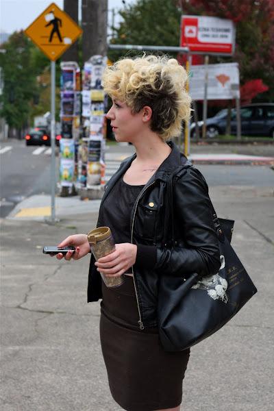 Seattle Street Style hair