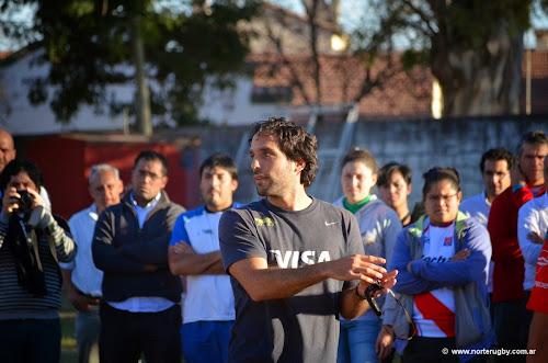 Martín Gaitán se incorpora como Coordinador de Capacitación de la UAR