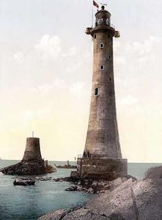 lighthouse eddystone 10 Kematian Paling Aneh di Dunia
