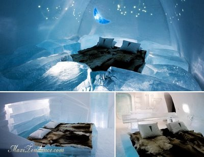enjoy the kiss nuits givr es ice hotel su de. Black Bedroom Furniture Sets. Home Design Ideas