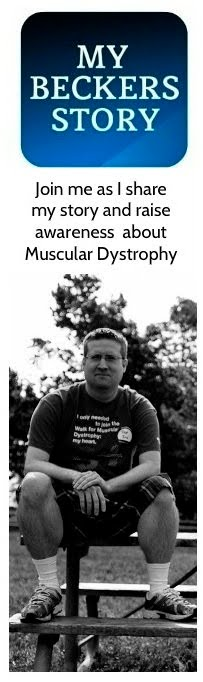 Brad's story of living with Muscular Dystrophy