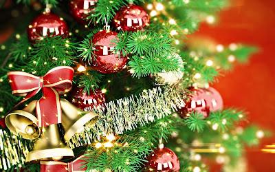 Árbol de Navidad verde - Green christmas tree
