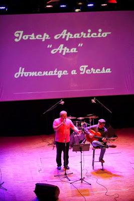 "Homenatge a l'Ovidi Montllor (Josep Aparicio ""Apa"")"