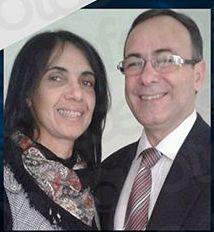 Missionários: Pr. Damião e Ana Lúcia