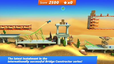 Bridge Constructor Stunts APK Mod 1.2