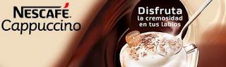 Prueba Nescafé Cappuccino