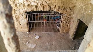 isla nueva tabarca cisterna