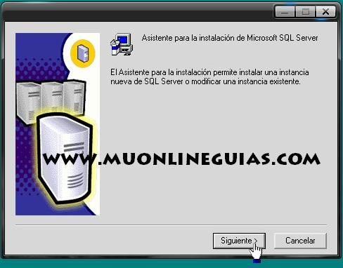 descargar sql server 2000 para mu