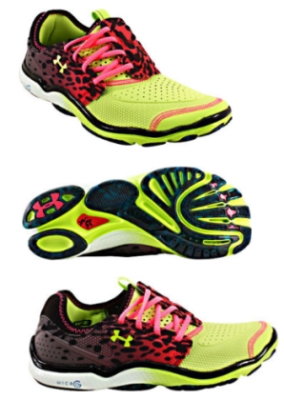 NEW ARRIVAL  Under Armour Toxic Six Running ShoesUnder Armour Running Shoes 2013