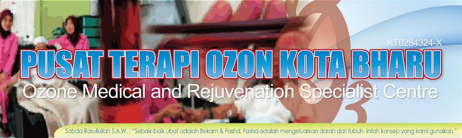 PUSAT TERAPI OZON KOTA BHARU