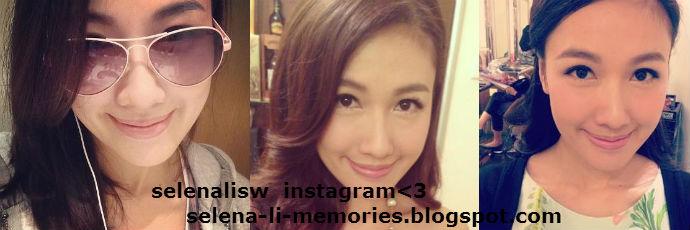Selena Li Memories