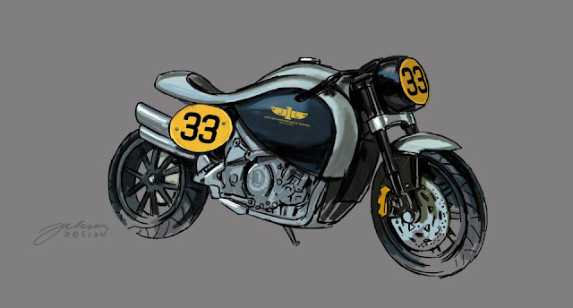 MV Agusta Brutale | Manx Cafe Racer | Concept Motorcycle | Norton Manx motorcycle  MV Augusta Brutale based concept, the inspiration come from the iconic Norton Manx motorcycle,