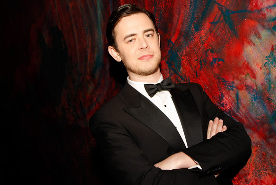 """Dexter Daily: Colin Hanks: """"I got to watch 5 Seasons of ..."""