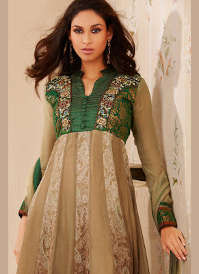 latest anarkali designs