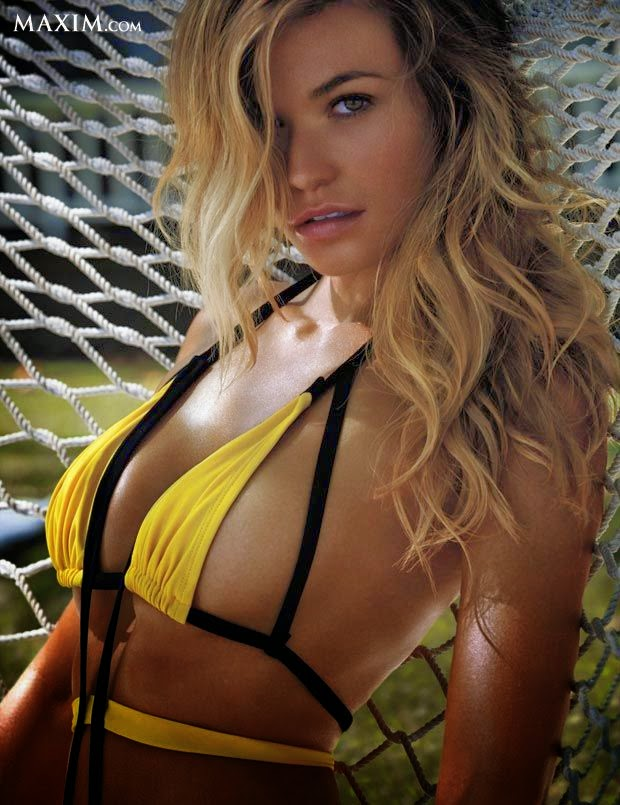 Yes, the Maxim 2014 Hot 100 of Sexiest Women & Hottest Celebrities are definitely right to showcasing the spontaneous work list to a public and put Samantha Hoopes on the list number.