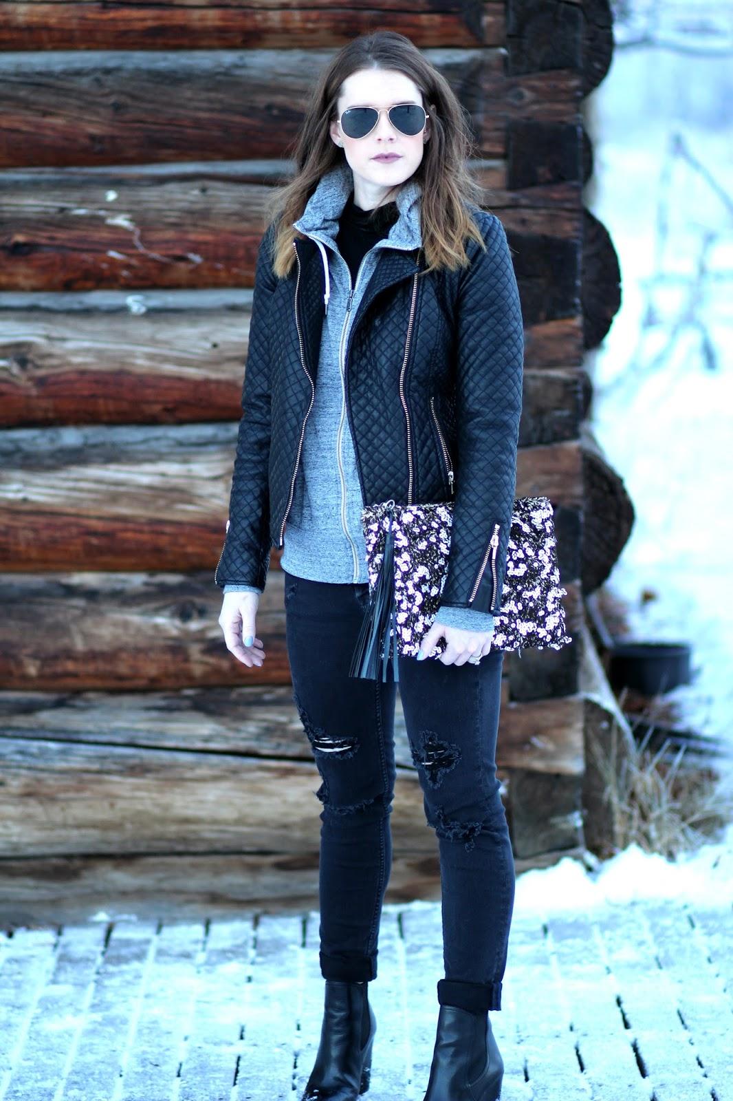 Alaska fashion blog outfits