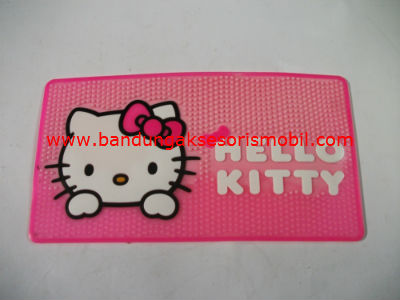 Dash Mat Hello Kitty Pink