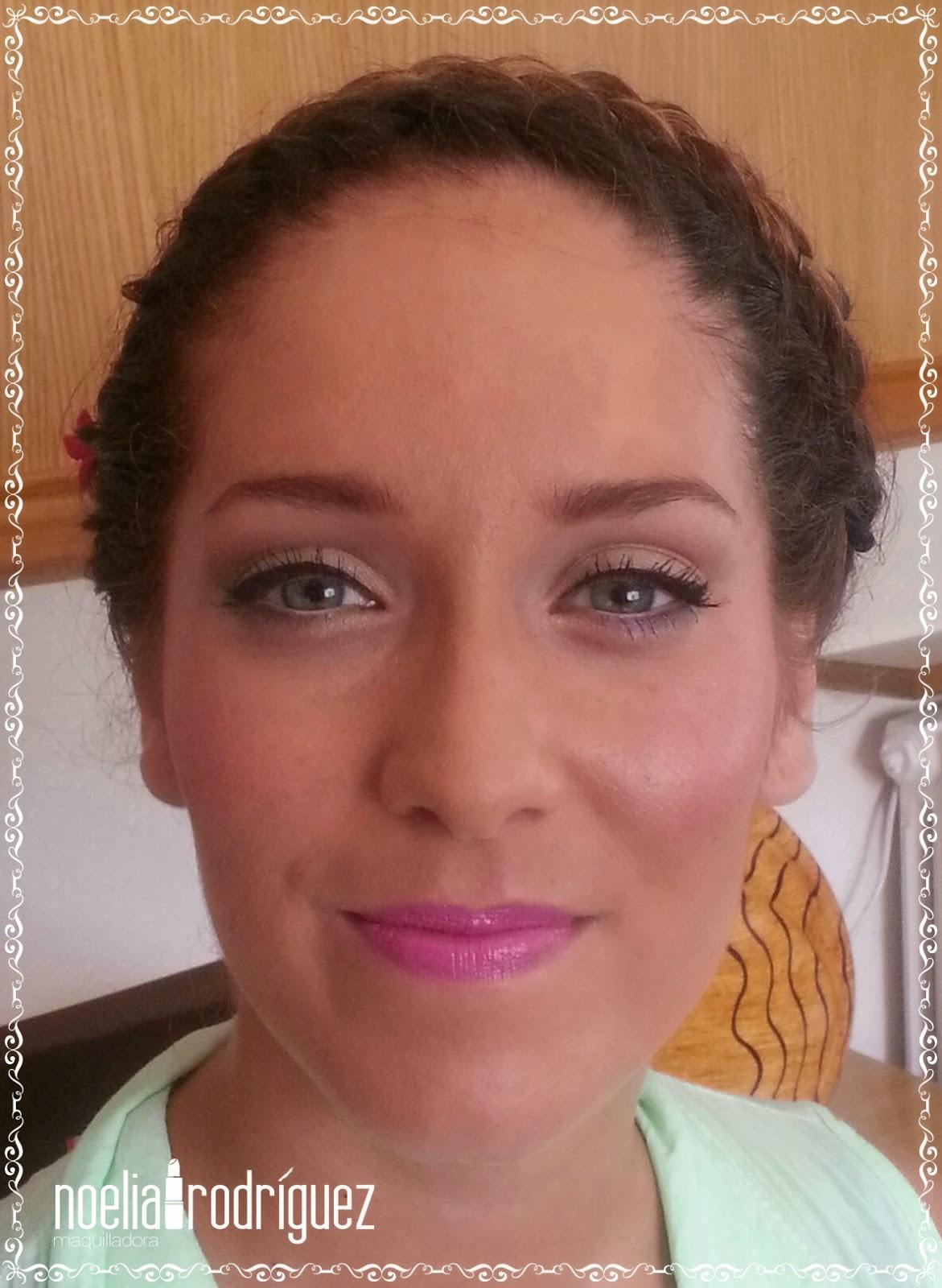 maquillaje novia mac