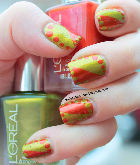 Fall Colors Dotticure