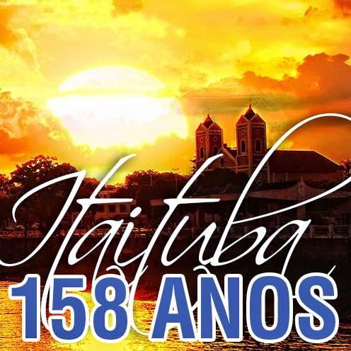 Itaituba 158 anos